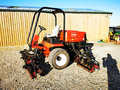 Toro Reelmaster 6700D 7 Deck Fairway Mower for sale