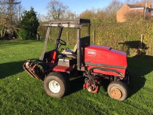 Toro Reelmaster 5500d   - SOLD for sale