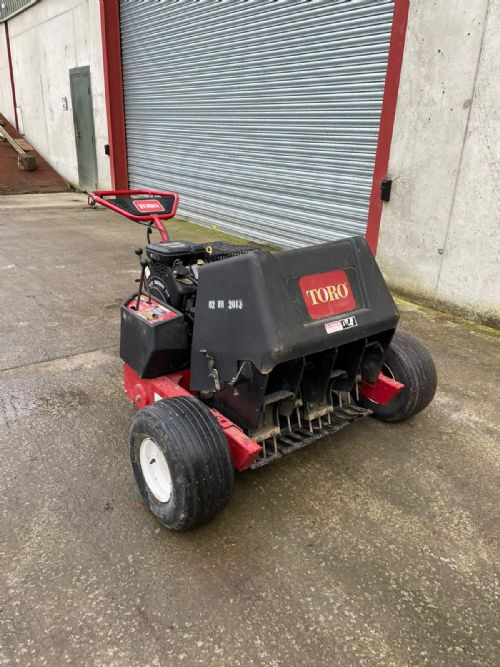 Toro Greens Aerator for sale