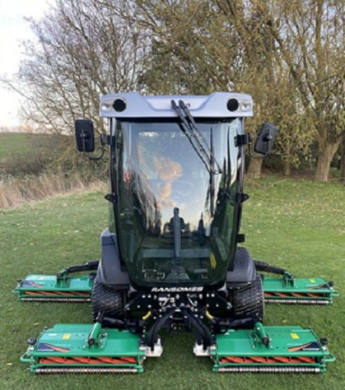 Ransomes MP495 for sale