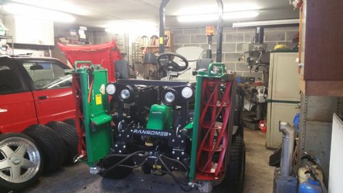 Ransomes Highway 3 for sale