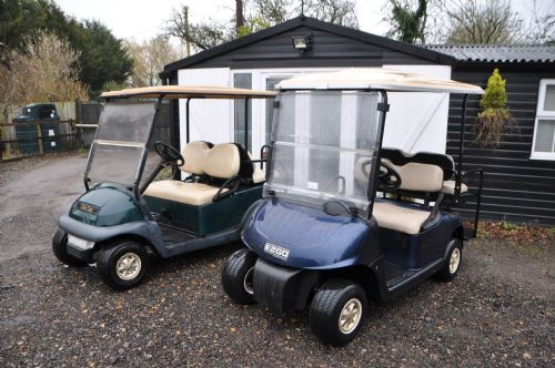 2015 EZGO 4 Seater Electric Golf Buggy for sale