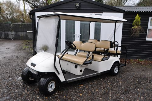 EZGO 6 Seater Electric Golf Buggy 48 Volt for sale