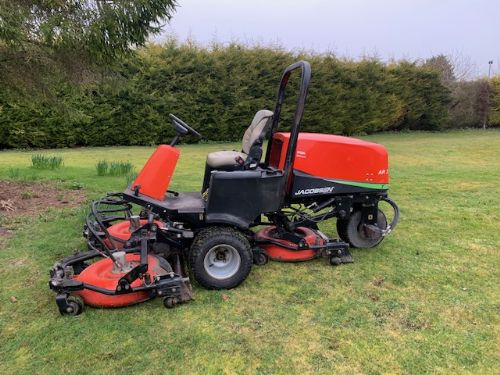 JACOBSEN AR3 POD MOWER KUBOTA rotary diesel 3 wheel drive  reduced  for sale