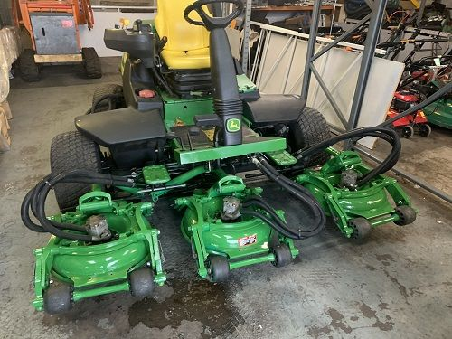 John Deere 8800 Terrain Cut Rotary Mower for sale