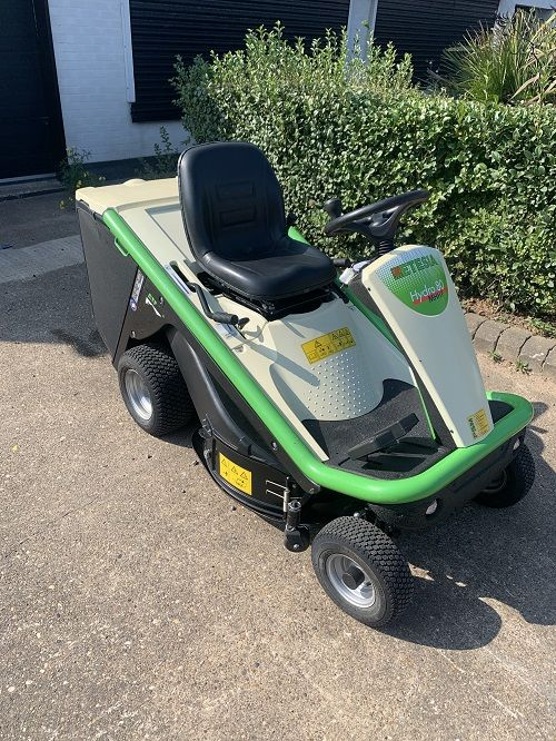 Etesia MHHP Cut & Collect Ride on Mower for sale