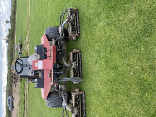 Toro 5500D 5 unit fairway mower for sale