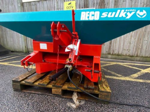 Sulky Rotor R600 Fertiliser Spreader for sale