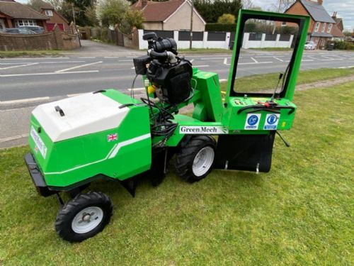Greenmech F-50CH Wheeled Stump Grinder for sale