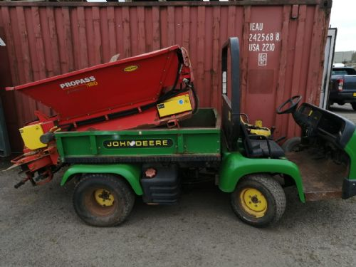 John Deere Pro Gator 4wd for sale