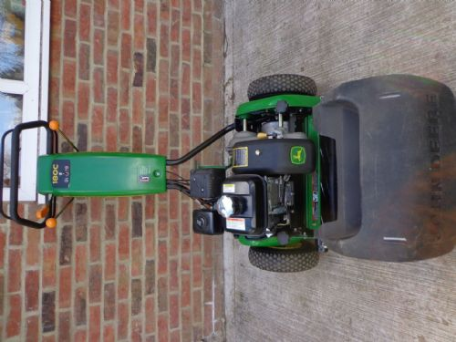 John Deere 180C greens mower for sale
